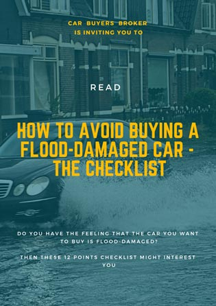 Checklist How To Avoid Flood Damaged Car