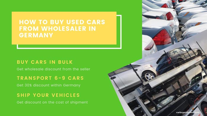 How to Buy Bulk Of Second Hand Cars In Germany