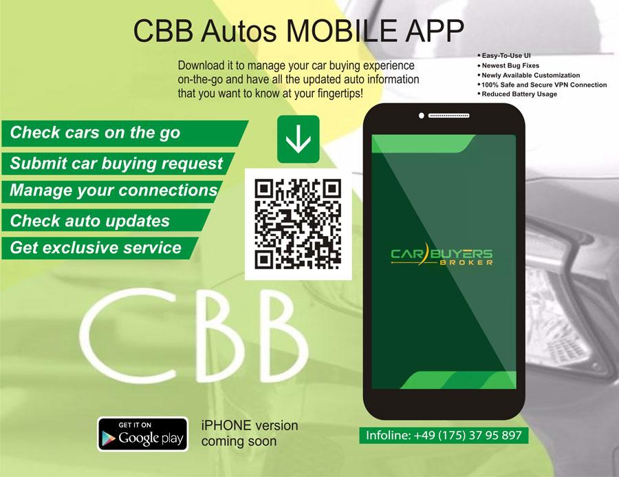 CBB Autos App