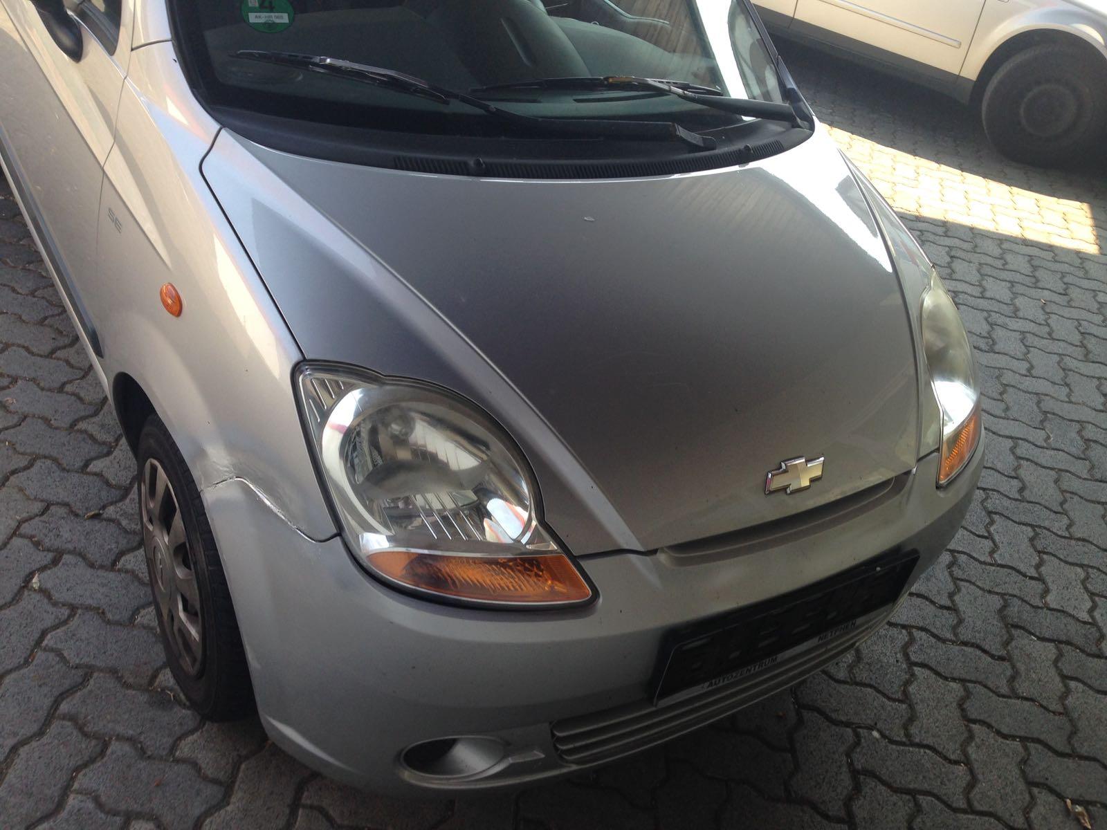 Used Chevrolet Matiz 2009 For Export To Ghana