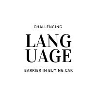 Challenging Barrier In Buying Cars