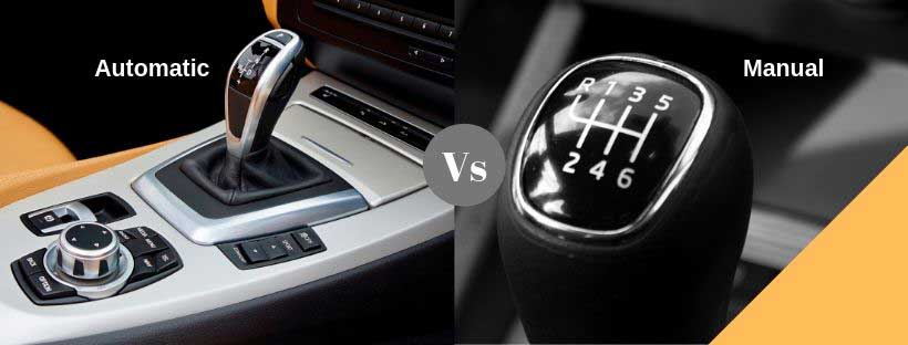 Automatic Vs Manual Gearbox System